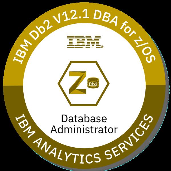 IBM Db2 for z/OS V12.1 Database Administrator
