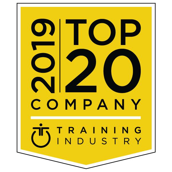 Top 20 Learning Portal/LMS Company Award