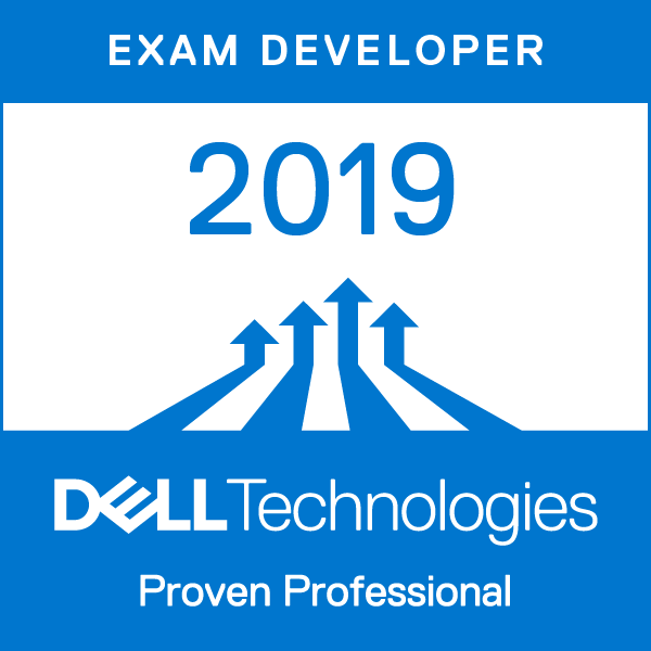Exam Developer - 2019