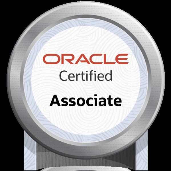 Oracle Certified Associate, Java SE 8 Programmer - JPN