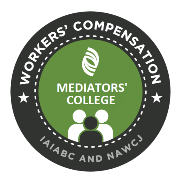 IAIABC & NAWCJ Workers' Compensation Mediators' College