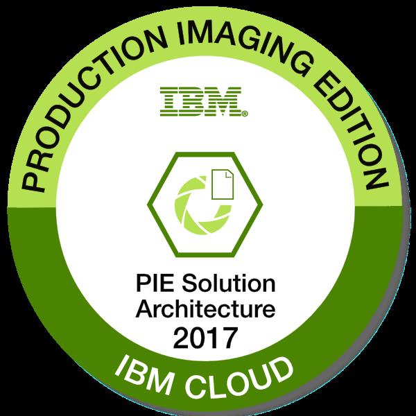 IBM PIE Solution Architecture - 2017