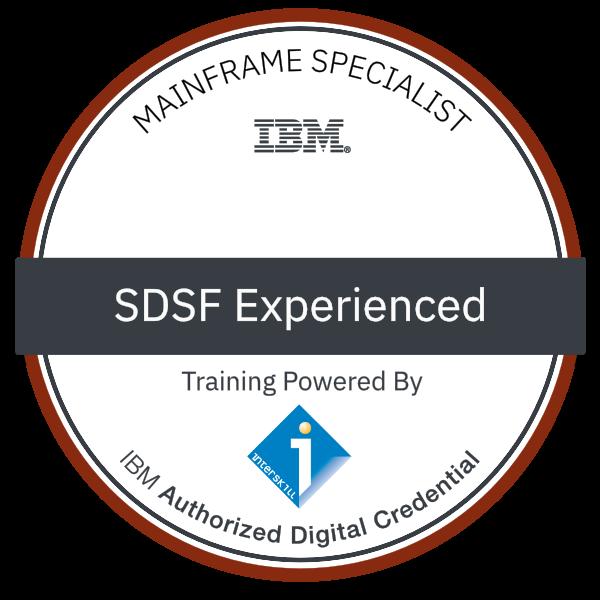 Interskill - Mainframe Specialist - SDSF Experienced