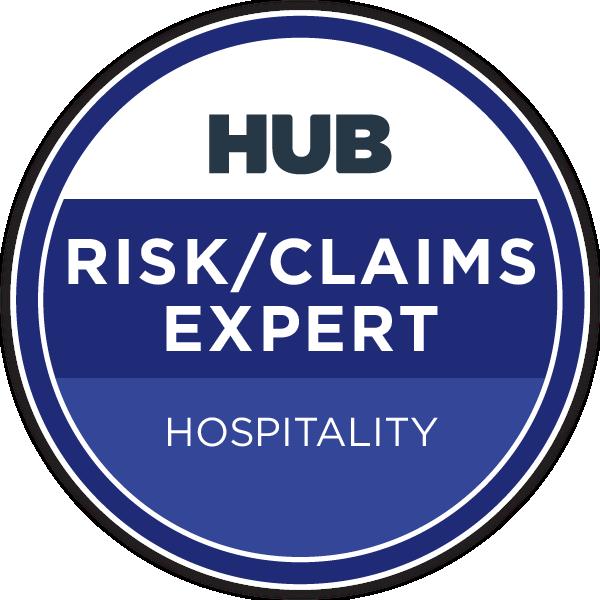 HUB Specialty Risk/Claims Expert - Hospitality