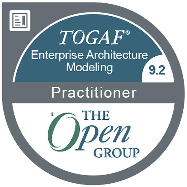 The Open Group: TOGAF® Enterprise Architecture Modeling Practitioner 9.2