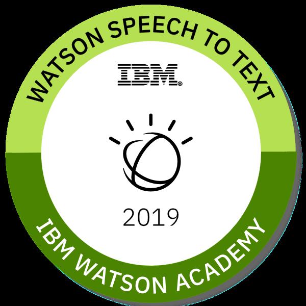 Watson Speech to Text