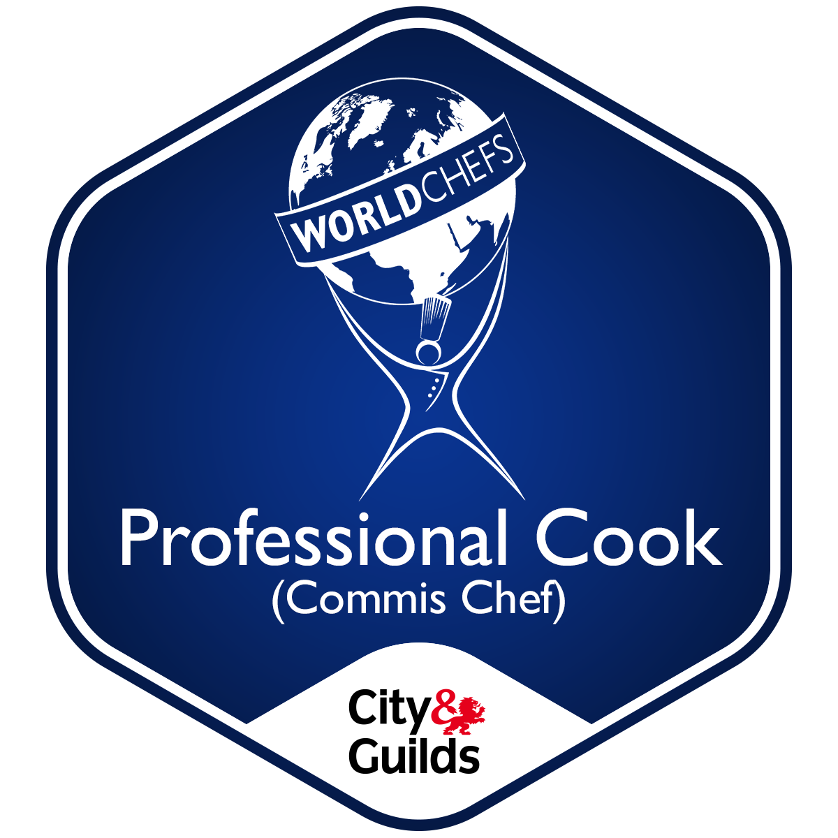 Worldchefs Certified Professional Cook (Commis Chef)
