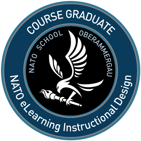 M7-126 NATO eLearning Instructional Design Course