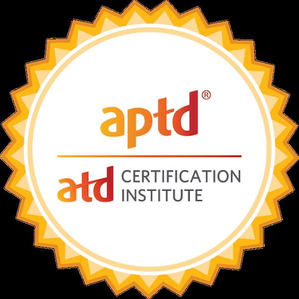 Image result for aptd certification