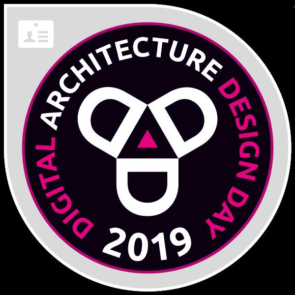 Digital Architecture Design Day 2019 - Participant
