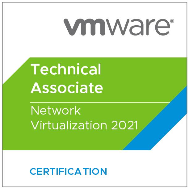 VMware Certified Technical Associate - Network Virtualization 2021