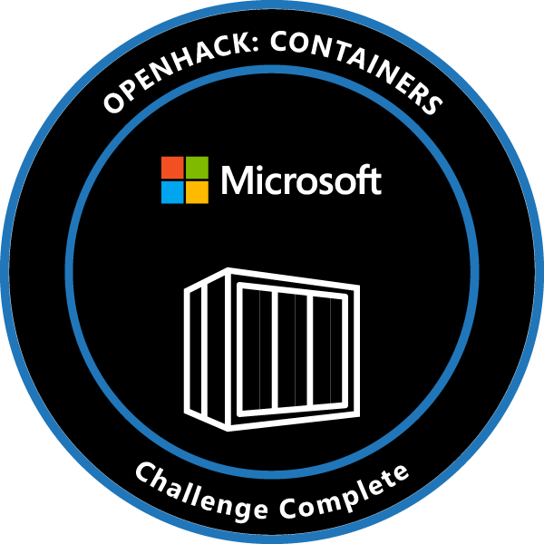 OpenHack: Containers