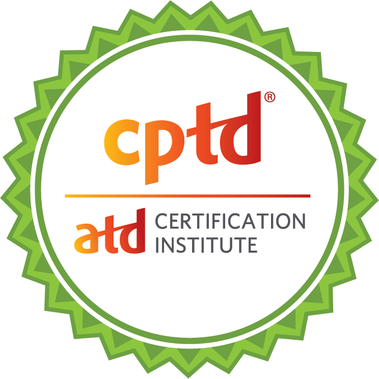 Certified Professional in Talent Development