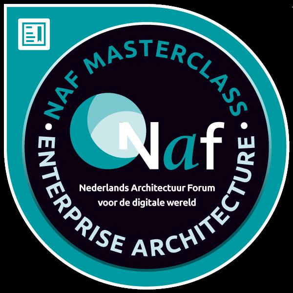 NAF Masterclass Enterprise Architecture