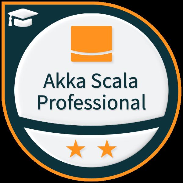 Lightbend Akka for Scala Professional - Level 2