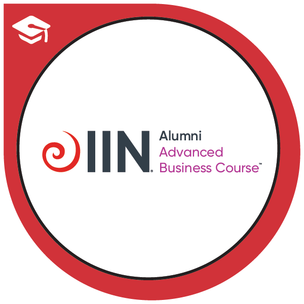IIN Advanced Business Course