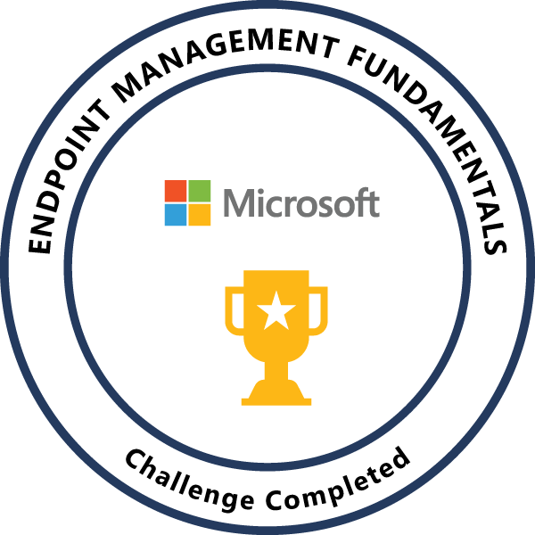 Endpoint Management Fundamentals FY20
