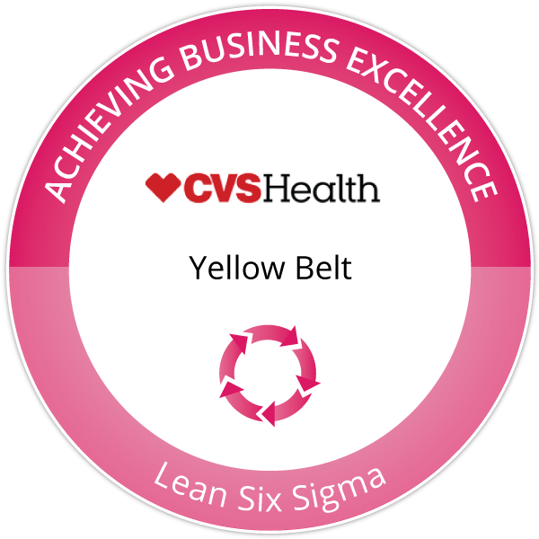 ABX Lean Six Sigma: Yellow Belt - Acclaim
