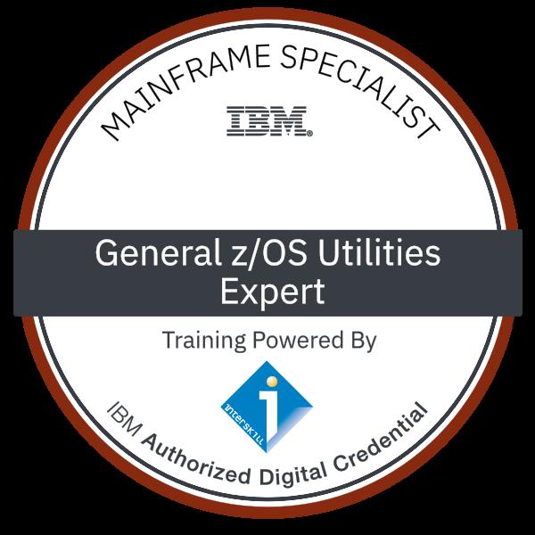 Interskill - Mainframe Specialist – General z/OS Utilities - Expert