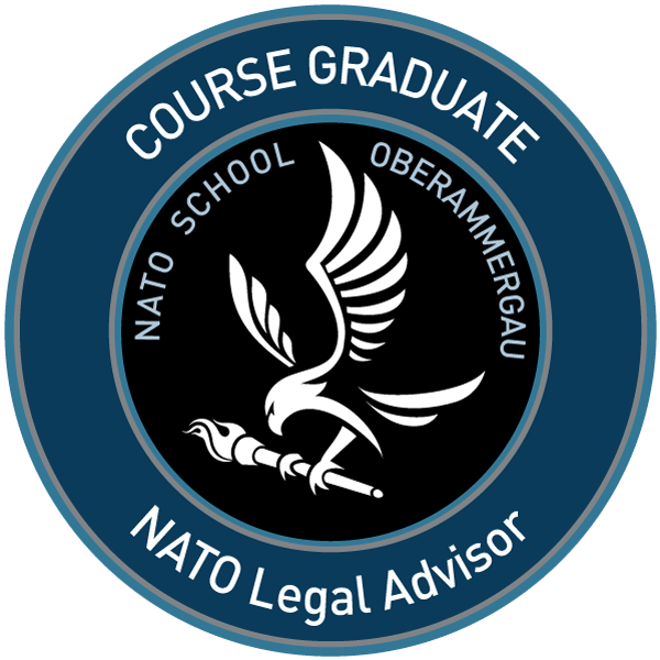 M5-34 NATO Legal Advisor Course