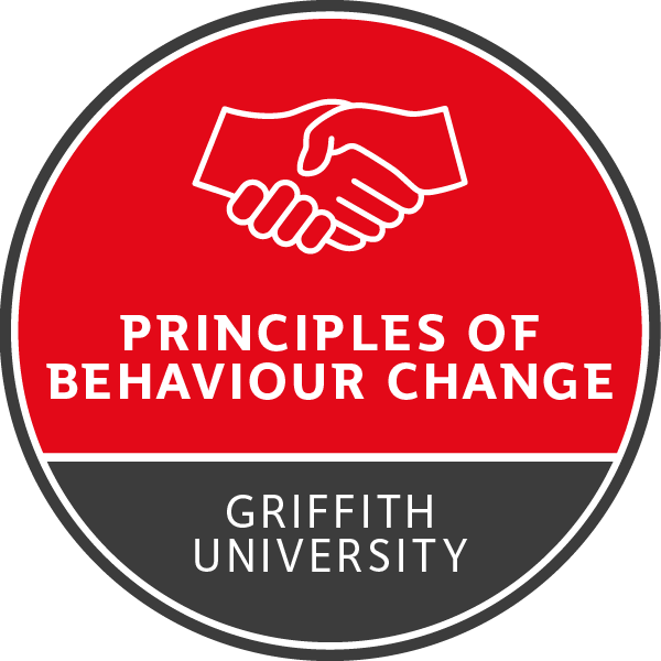 Principles of Behaviour Change