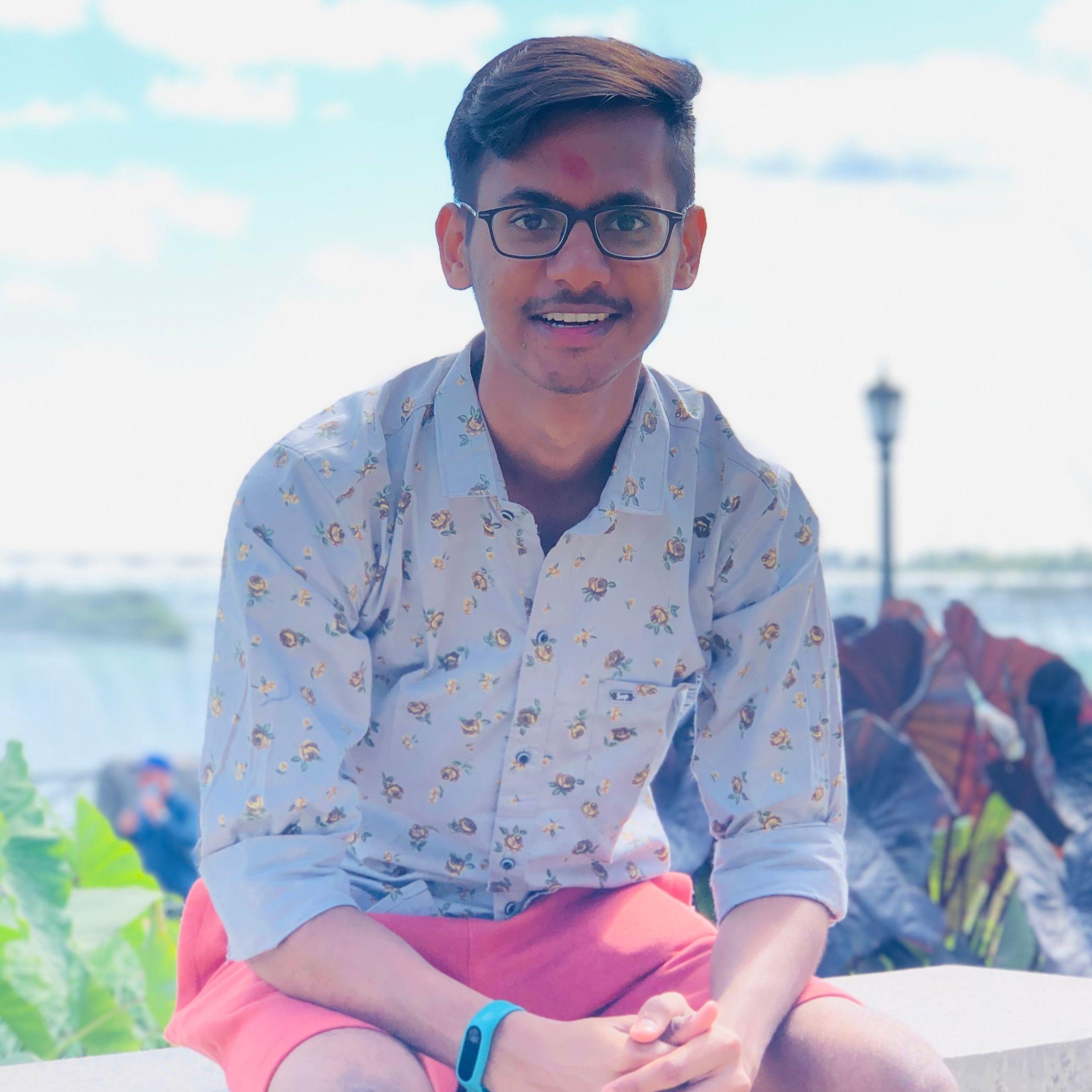 Khushkumar Patel