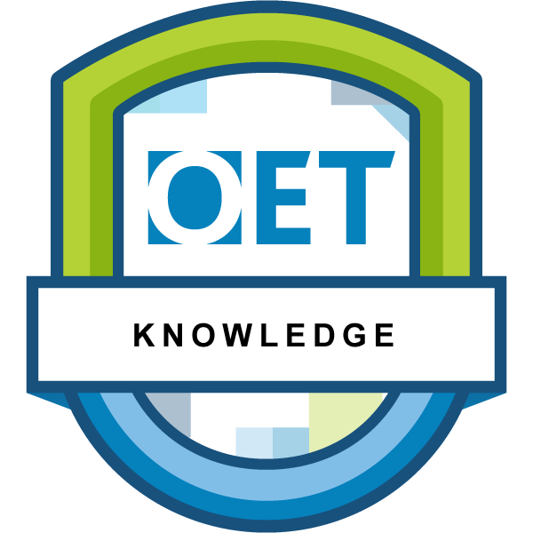 Preparation Provider: OET Knowledge