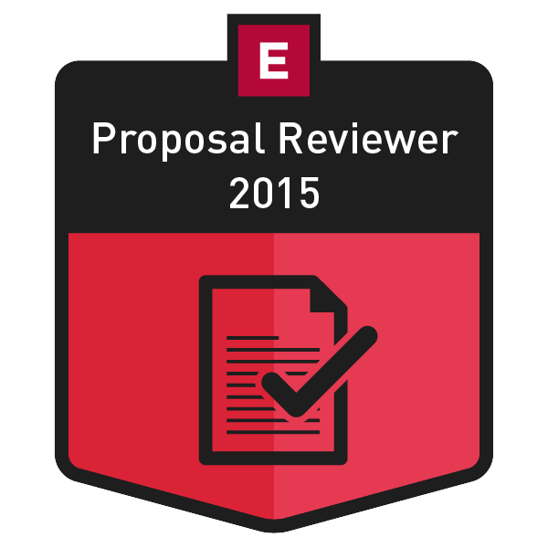 Proposal Reviewer 2015