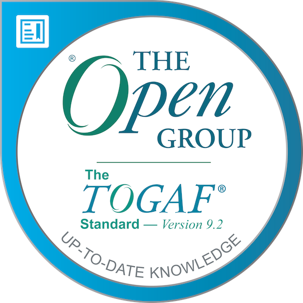 The Open Group Certified: TOGAF® Standard, Version 9.2