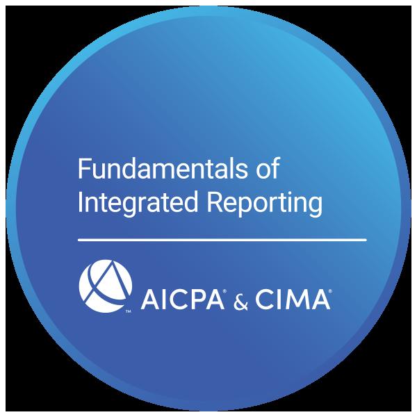 Fundamentals of Integrated Reporting Certificate
