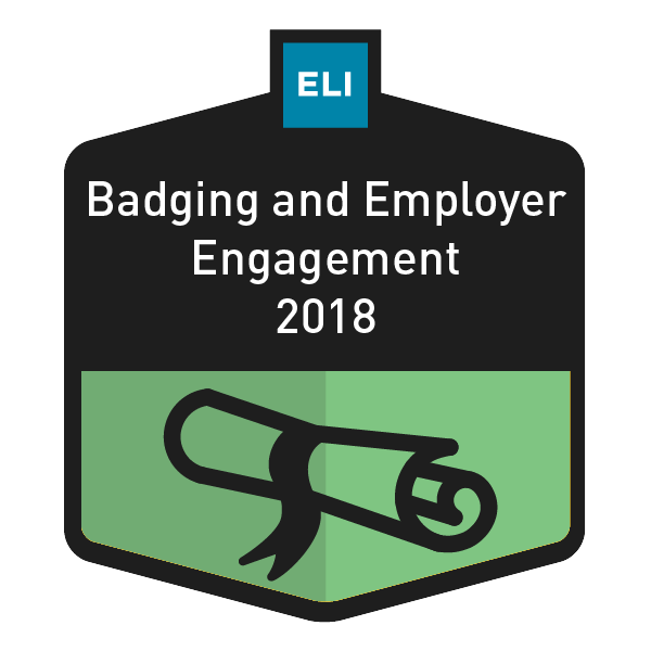 Badging and Employer Engagement