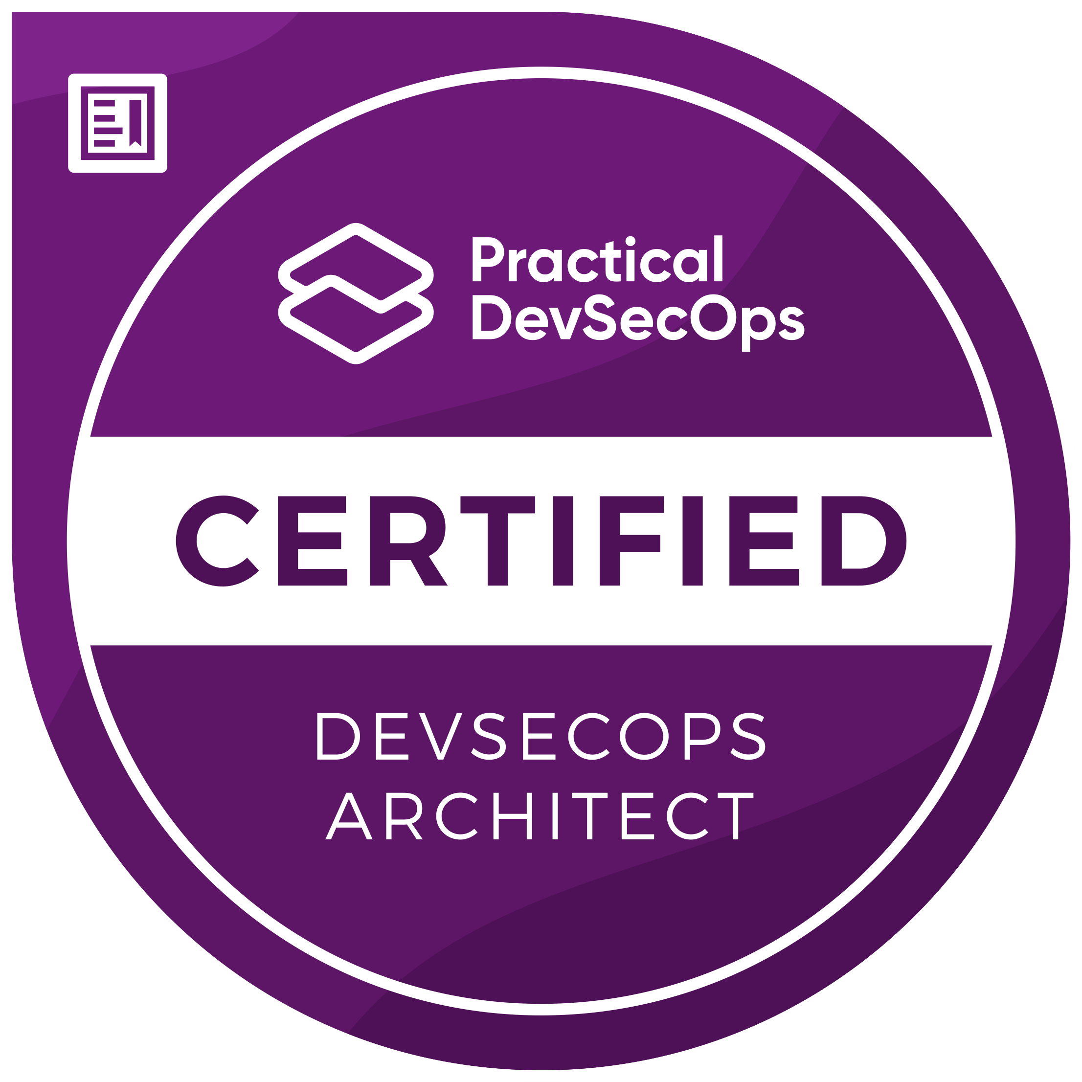 Certified DevSecOps Architect (CDA)