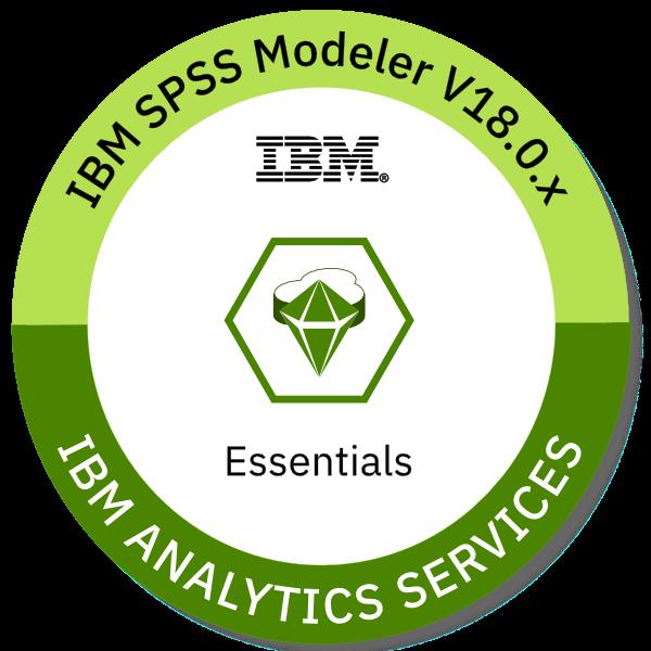 IBM SPSS Modeler V18.0.x Essentials