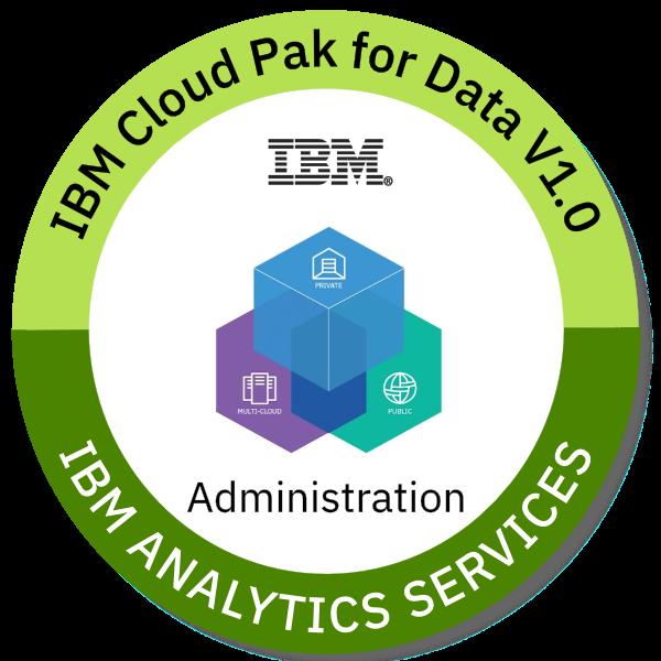 IBM Cloud Pak for Data V1.0 Administration