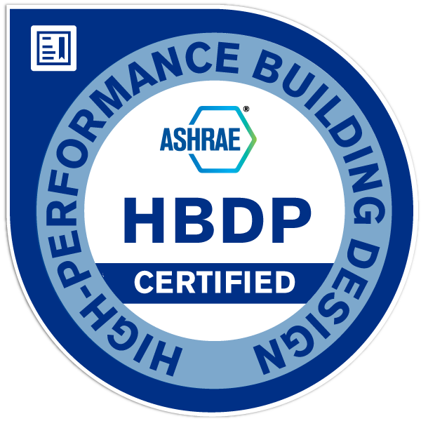 High-Performance Building Design Professional (HBDP)