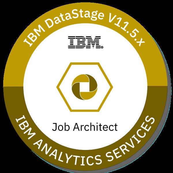 IBM DataStage V11.5.x Job Architect