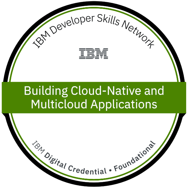 Building Cloud-Native and Multicloud Applications