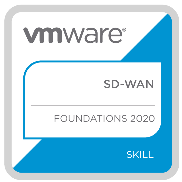 VMware SD-WAN Foundations 2020