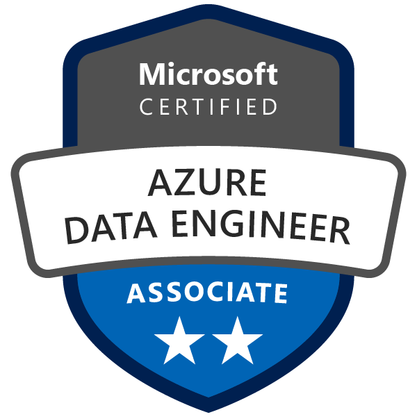 Microsoft Certified: Azure Data Engineer Associate - Acclaim