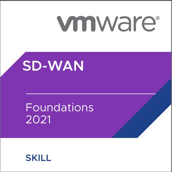 VMware SD-WAN Foundations 2021