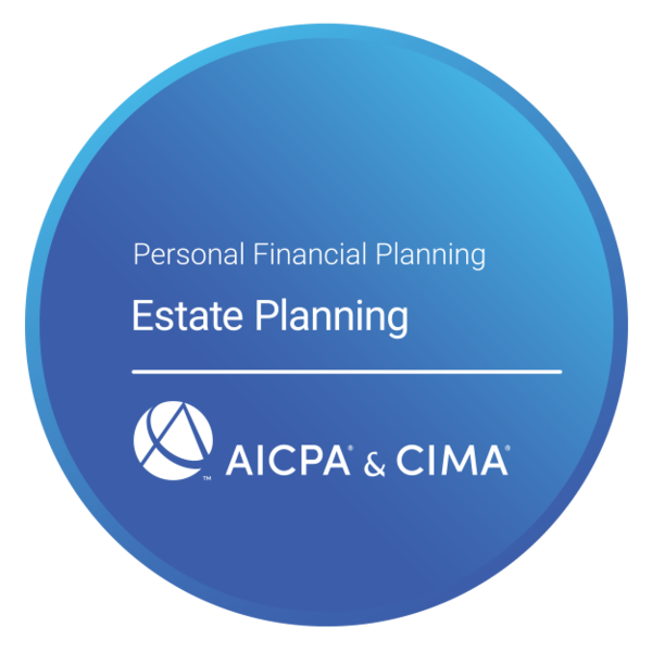 Estate Planning Certificate