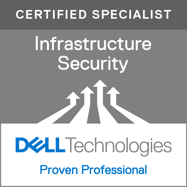 Specialist - Infrastructure Security Version 1.0