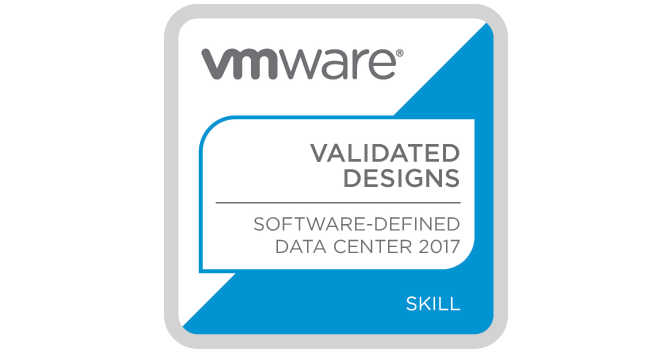 Vmware Validated Designs For Software Defined Data Center 2017 Retired Acclaim