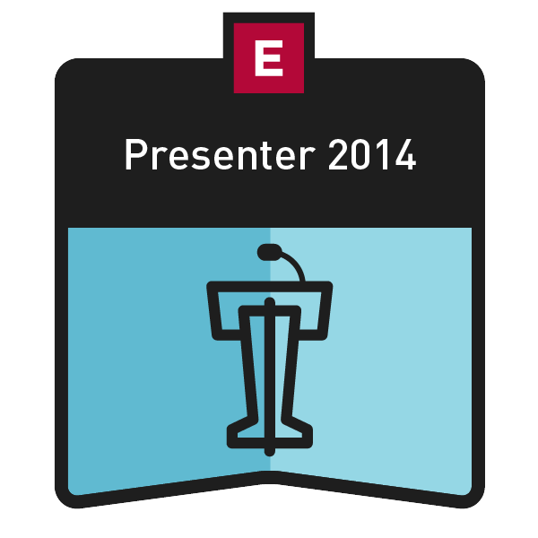 EDUCAUSE Presenter