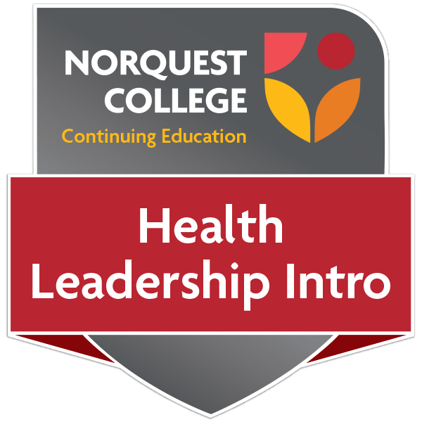 Health Leadership Intro