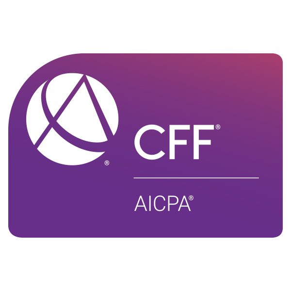 Certified in Financial Forensics (CFF®) Credential
