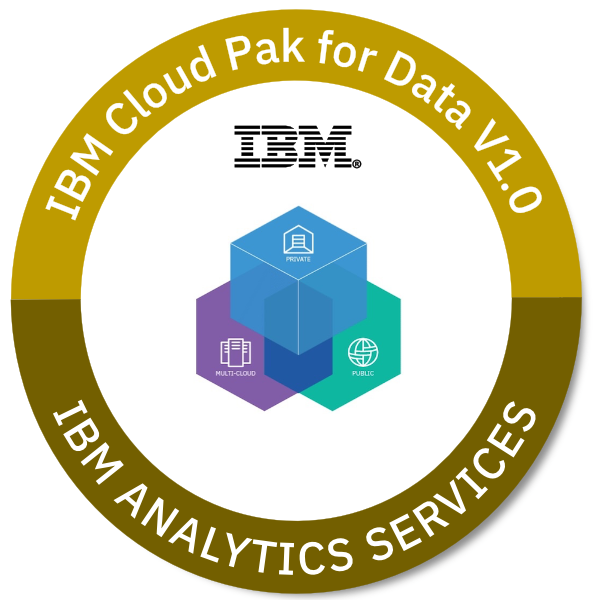 IBM Cloud Pak for Data V1.0