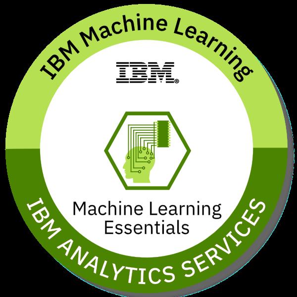 IBM Machine Learning Essentials