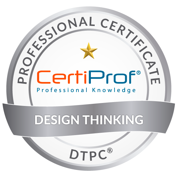 Design Thinking Professional Certificate - DTPC®