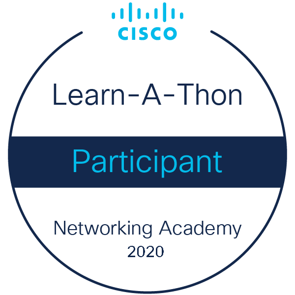 Networking Academy Learn-A-Thon 2020